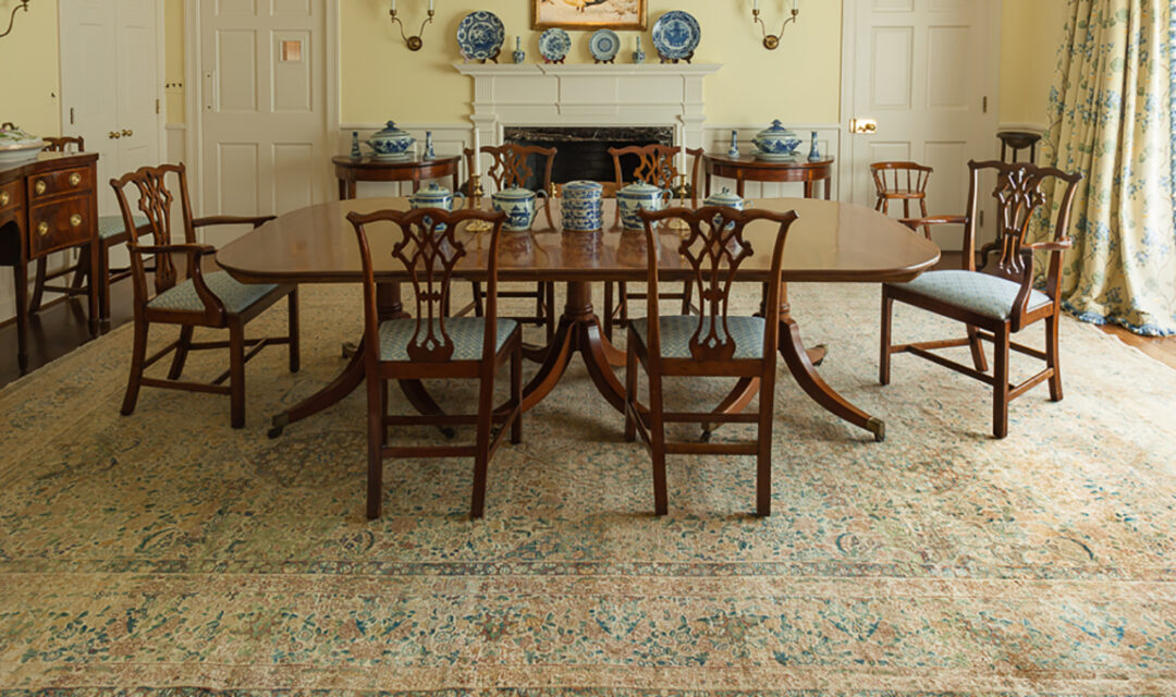 Holly Peters Oriental Rugs and Home Antique Header Image